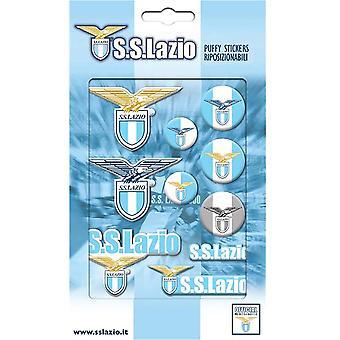 SS Lazio Bubble-Aufkleber-Set