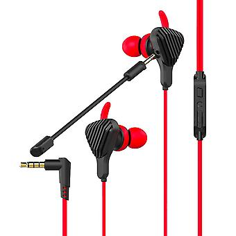 In-ear Gaming Headset 3,5mm