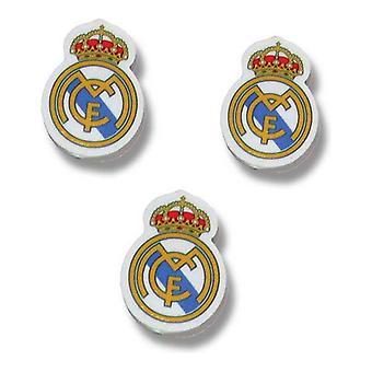Eraser Real Madrid C.F. White Natural rubber (1 pcs)