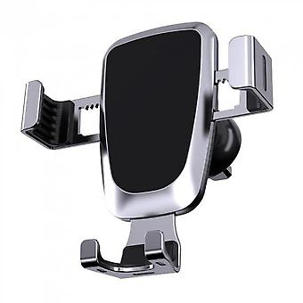 Gravity Car Phone Holder For Iphone For Samsung Universal No Magnetic Mount Holder For Phone Car Mobile Phone Holder Stand