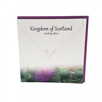 Kingdom of Scotland Pendant Card by The Silver Studio