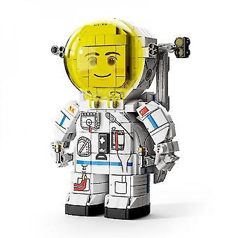 Venalisa Słodkie klocki astronautów Zabawki dla dzieci