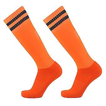 Futbal cez kolenný kĺb Dospelý ponožky 1 pár športových ponožiek