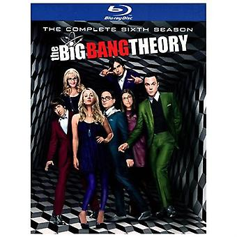 Big Bang Theory - Big Bang Theory: Season 6 Complete [BLU-RAY] USA import