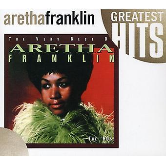 Aretha Franklin - Aretha Franklin: Vol. 1-Very Best of [CD] USA import