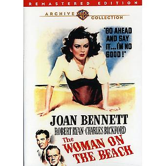 Woman on the Beach (Remastered) [DVD] USA import