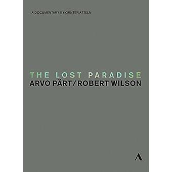 Lost Paradise - Arvo Part & Robert Wilson [DVD] USA import