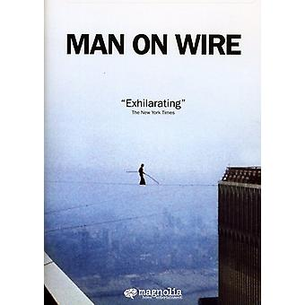 Man on Wire [DVD] USA import