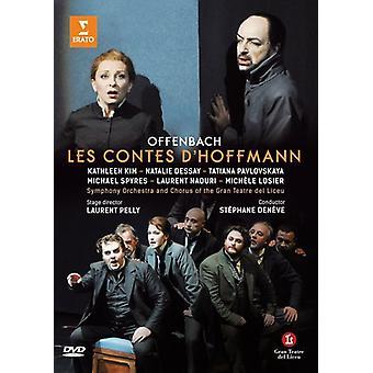 J. Offenbach - Offenles Contes D'Hoffman [DVD] USA import