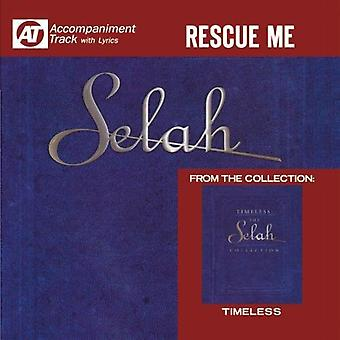 Selah - Rescue Me (Accompaniment Track) [CD] USA import