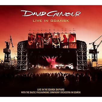 David Gilmour - Live in Gdansk [CD] USA import