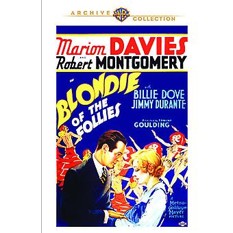 Importation de Blondie des USA Follies [DVD]