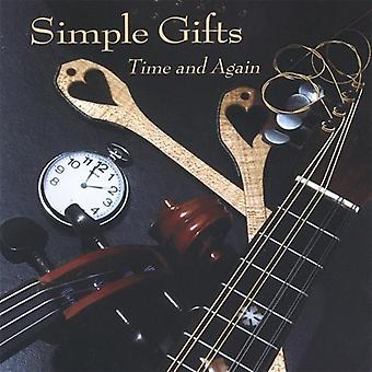 Simple Gifts - tijd & Again [CD] USA import