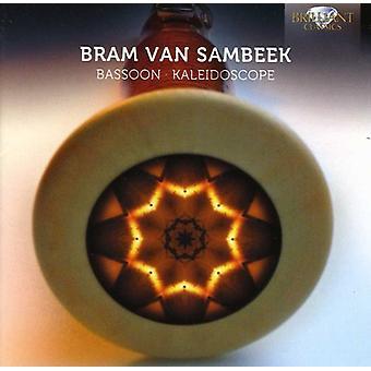 Boddecker/Rossini/Saint-Saens/Gubaidulina/Piazzoll - fagott Kalejdoskop [CD] USA import