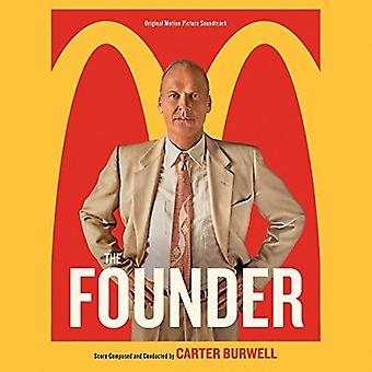 Carter Burwell - Founder the [CD] USA import