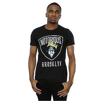Notorious BIG Men's Notorious Brooklyn T-Shirt