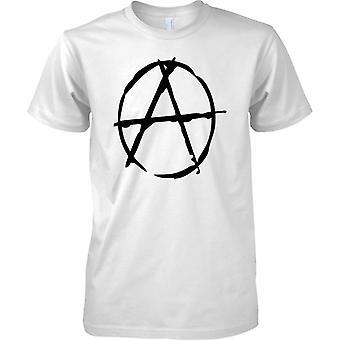 Anarquía paz - ejército protesta Insignia - niños T Shirt
