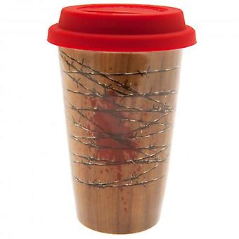 The Walking Dead Ceramic Travel Mug