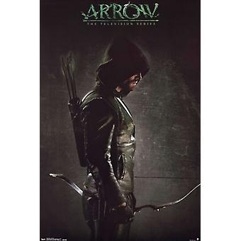 Arrow - The Hood Poster Print