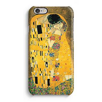 Caso iPhone 6 6s caso 3D (brilhante)-der Kuss