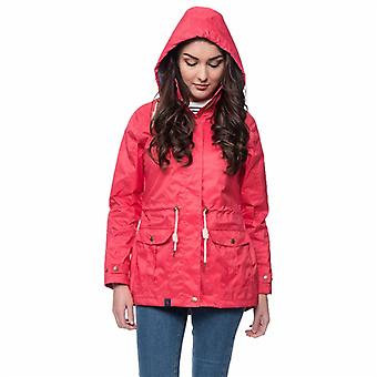 Lighthouse Fearne Ladies Coat Poppy