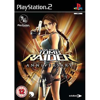Tomb Raider Anniversary (PS2) - New Factory Sealed