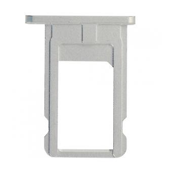 For iPhone 6 SIM-kortet bakke - hvid og sølv