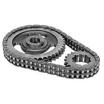 Ford Racing M6268B429 Full Roller Chain, 9 Position Crank Sprocket, Cast Iron