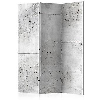 Paravent 3 volets - Concretum murum [Room Dividers]