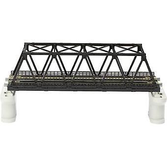 KATO 7077212 N Camelback ponte 2-Rail universal (L x W x H) 248 x 77 x 75 mm
