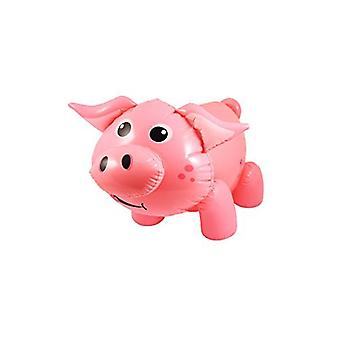 Henbrandt gonflable cochon rose