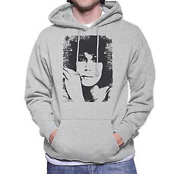 TV Times Joanna Lumley 1976 Men's Hooded Sweatshirt