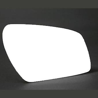 Right Driver Side Stick-On Mirror Glass For Ford FOCUS C-MAX 2003-2007