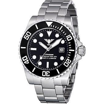 KHS heren horloge KHS. TYSA. SSTY Automatic, duiker horloge