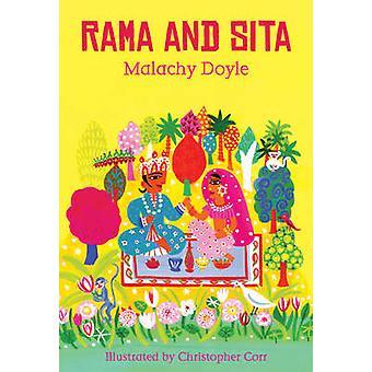 Rama e Sita por Malachy Doyle - livro 9781408139509