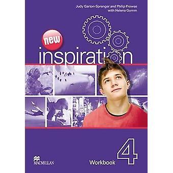 Neue Inspiration Stufe 4 - Arbeitsmappe durch Judy Garton-Sprenger - Philip Pr