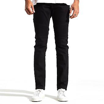 Embellish Spencer Denim Jeans in Black
