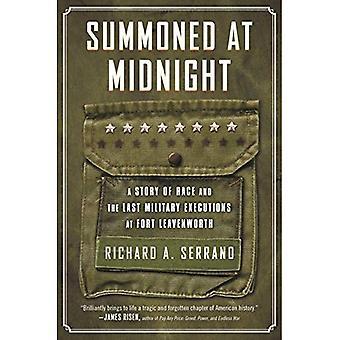 Kallats vid midnatt: en berättelse om ras och de sista militära avrättningarna på Fort Leavenworth