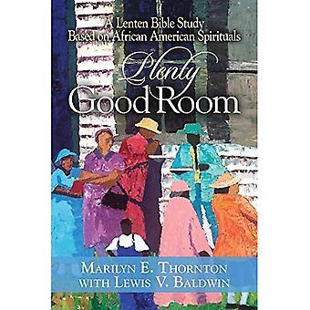 Veel goede kamer: Een Lenten Bijbelstudie op basis van Afro-Amerikaanse Spirituals