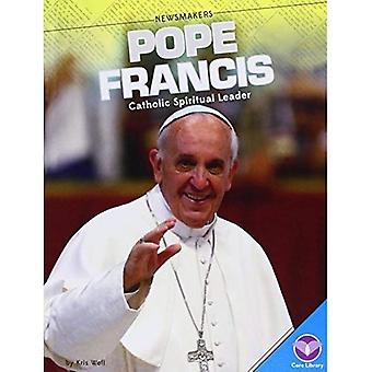 Påven Franciskus:: Katolska andlige ledare (Newsmakers)