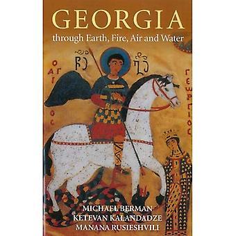 Georgia Through Earth, Fire, Air and Water