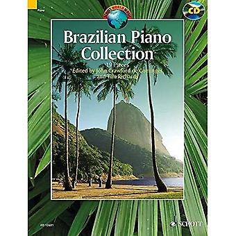 Brazilian Piano Collection: 19 Pieces (Schott World Music)