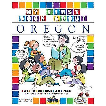 Mon premier livre sur l'Oregon!