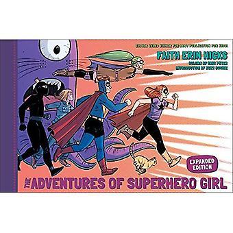 Les aventures de super-héros Girl, (édition augmentée)