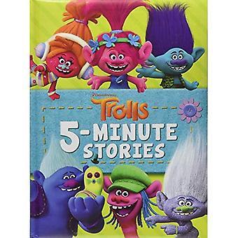 Les trolls histoires 5 minutes (DreamWorks Trolls)