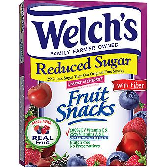 Welch's Reduced Sugar Berries 'N Cherries Fruit Snacks