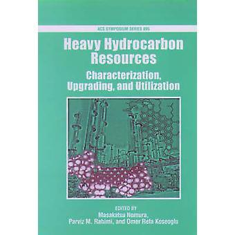 Heavy Hydrocarbon Resources by Nomura & Masakatsu