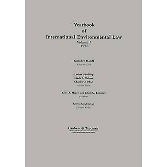 Vuosi kirja Intl ENV Law Vol 1 1990 mennessä Handi