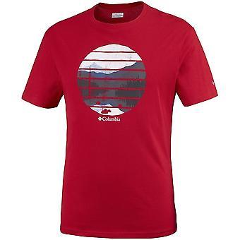 Columbia Lana Montaine EM0731613 universal summer miesten t-paita