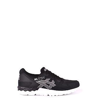 Asics Ezbc168001 Men's Black Fabric Sneakers